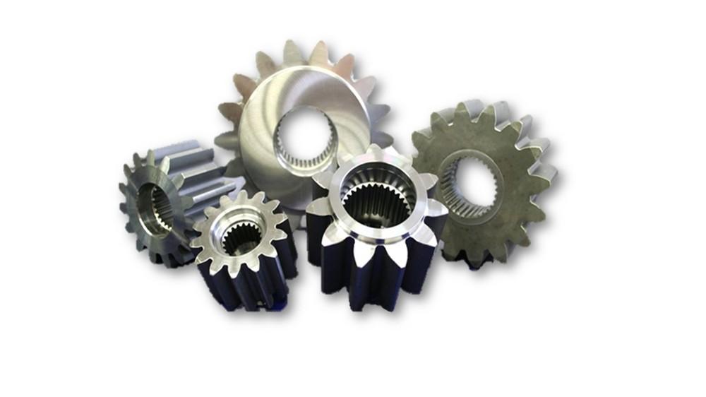 Ingranaggi cilindrici di vario tipo - 1