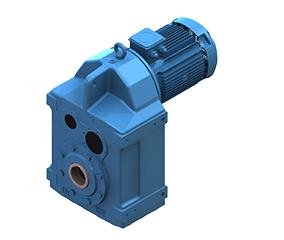 Motoriduttore ad assi paralleli / a ingranaggi elicoidali / ad albero cavo / per l'industria agroalimentare (YP Serie) - 2