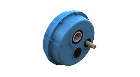 Riduttore a ingranaggi elicoidali / ad assi paralleli / pendolare / rinforzato (serie IRO) - 2